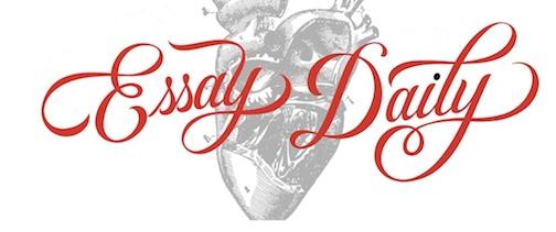 essay daily logo
